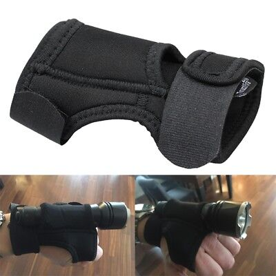 TrustFire Adjustable Arm/Wrist Flashlight Holster Torch Pouch Hunting Accessory