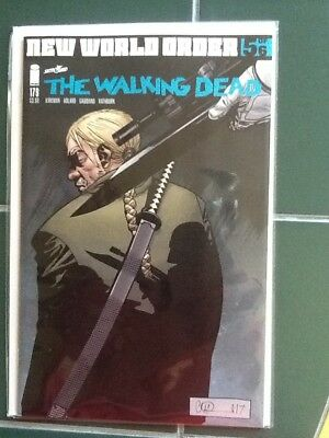 "The Walking Dead Issue #179 ""New World Order"" 5 Of 6 Image Comic"