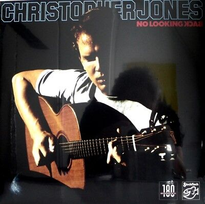 Chris Jones - No Looking Back - Stockfisch - Sfr357.8001 - 180 Grams