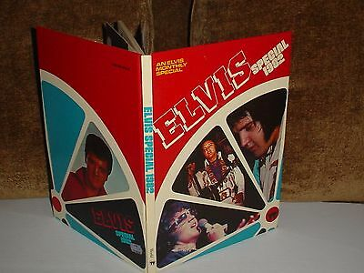 Elvis Special  / Annual / Book * 1982 * An Elvis Monthly Special  Albert Hand Uk