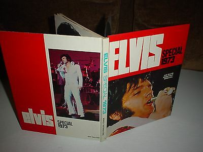 Elvis Special  / Annual / Book * 1973 * An Elvis Monthly Special  Albert Hand Uk