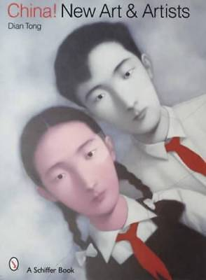 Chinese New Art & Artists Profiles: 1970s Post Cultural Revolution - Modern Era