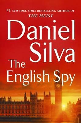 Silva, Daniel: The English Spy, Taschenbuch