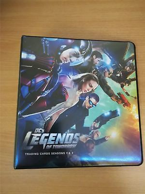 DC Legends Of Tomorrow Season 1 & 2 Official Cryptozoic Binder