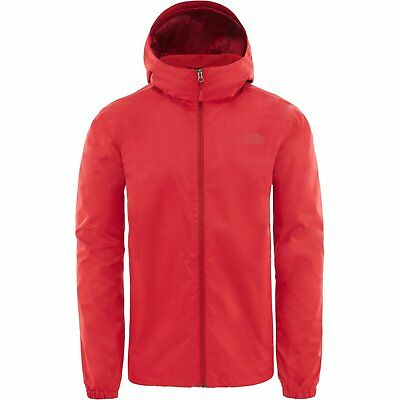 The North Face Quest Mens Jacket Coat - Tnf Red Heather All Sizes