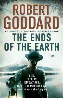 The Ends of the Earth (The Wide World - James Maxted 3) 9780552167079