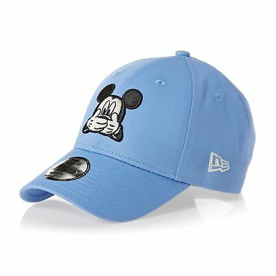 NEW ERA DISNEY Expression 9forty Headwear Cap - Mickey Mouse Sky Blue All  Sizes -  27.89  6972254d7730