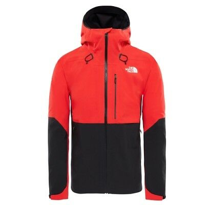 The North Face M Apex Flex GTX 2.0 Jacket high risk red /tnf black Herrenjacke