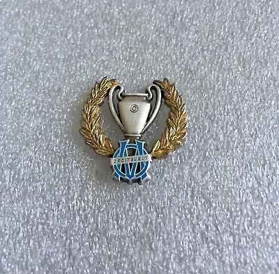 Pin's Artus Bertrand Om / Olympique Marseille Champion's League 93