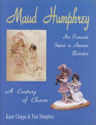 Maud Humphrey 1890s Victorian Illustrator Collector: Guide Postcards, Lithograph