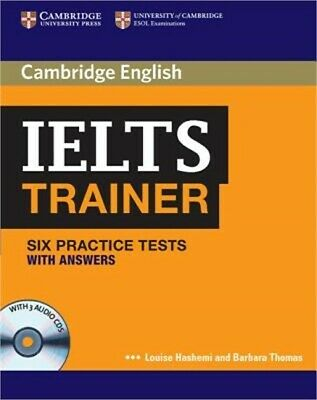 Ielts Trainer Six Practice Tests with Answers and Audio CDs (3) (Mixed Media Pro
