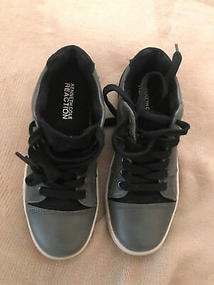 Kenneth Cole Reaction Boy's Sport Casual Sneakers, Size 1.5, NIB