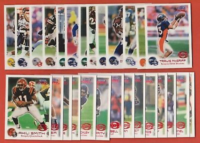 1999 Fleer Focus SP RC's  /2250 /2500 /3850 - Pick One - Fill Your Set (KCR)
