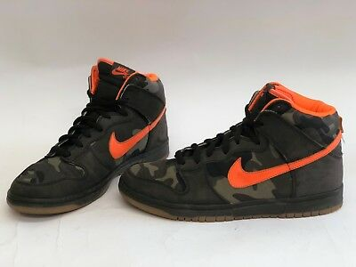 low priced 3cfb5 60575 NIB MENS SIZE 10.5 Nike Sb Dunk High Pro Brian Anderson Sneakers Camo  305050-281