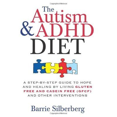 Autism and ADHD Diet - Paperback NEW Silberberg, Bar 2009-09-30