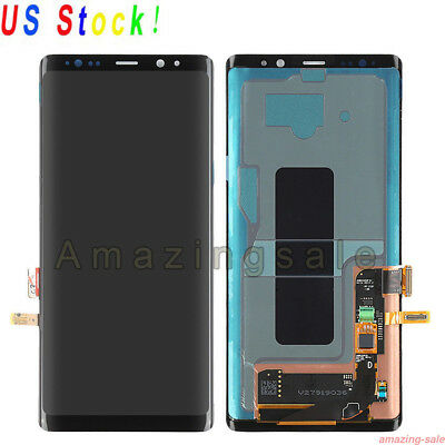 LCD Display Screen Touch Digitizer Assembly For Samsung Galaxy Note 8 N950 US