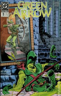 Green Arrow (1st Series) #19 1989 VF Stock Image