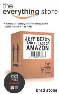 The Everything Store: Jeff Bezos and the Age of Amazon 9780552167833