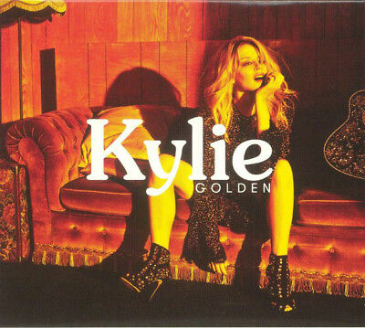 Kylie Minogue - Golden [CD] Brand New & Sealed