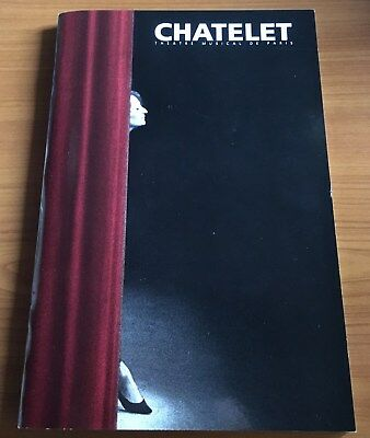 Programme Barbara : Paris, Theatre Du Chatelet, 1993