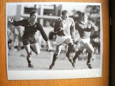 18/08/1989 British Lions Press Photo: N.S.W Country (In Newcastle) - Lions Fullb