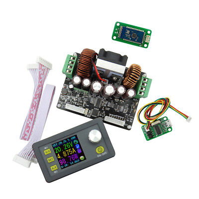 LCD Display Numerical Control Buck Boost Voltage Regulator Power Supply