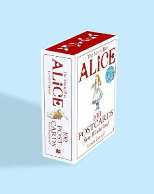 Alice: 100 Postcards from Wonderland 9781447299653 (Cards, 2015)