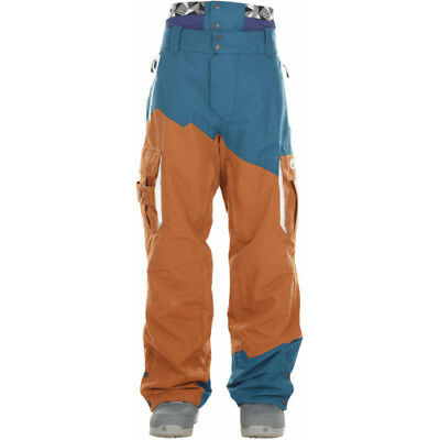 Picture Organic Styler Mens Pants Snowboard - Brown All Sizes