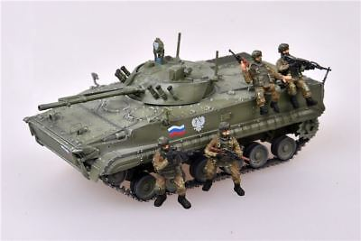 Modelcollect AS72072 Russian Army BMP3M IFV w/4 Soldiers Fertigmodell in 1:72