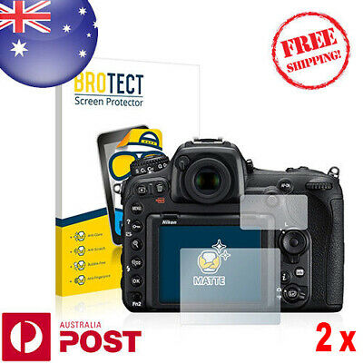 2x BROTECT® Matte Screen Protector for Nikon D500 - AUS POSTAGE - P012AF