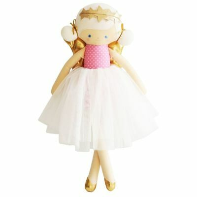 """Willow Fairy Pink Star Doll 20""""/48cm"""