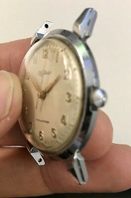 Beautiful 😍 Kirovskie Vintage Russian Watch Poljot Factory USSR Soviet