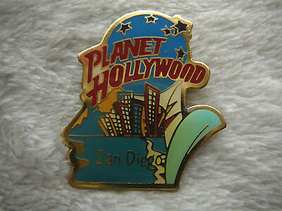 Planet Hollywood Lapel Pin San Diego Issue Out Of Print