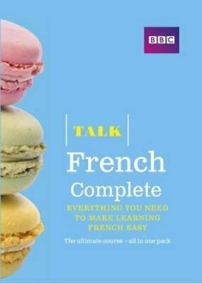 Talk French Complete (Book/CD Pack) Everything you need to make... 9781406679212