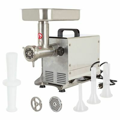 Kill Shot Electric 300W Powered Meat Grinder Stainless Steel Heavy Duty KSMG300
