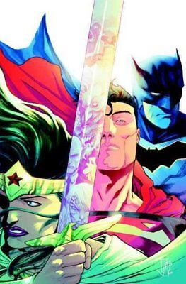 Trinity Vol. 1 Better Together (Rebirth) by Francis Manapul 9781401270766