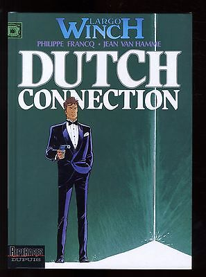 LARGO WINCH n°6 DUTCH CONNECTION FRANCQ / VAN HAMME EO Parfait état