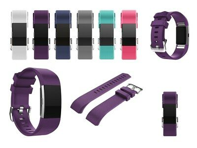 Various Band Replacement Wristband Watch Strap Bracelet For Fitbit Charge 2 OP