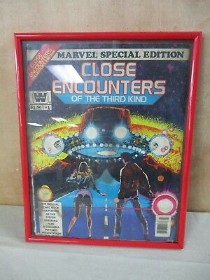 Vintage Whitman Marvel Special Edition Close Encounters Of The Third Kind Comic