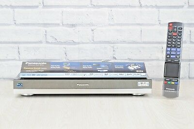 PANASONIC DMP-BDT500 SMART 3D Blu-Ray Player Region B