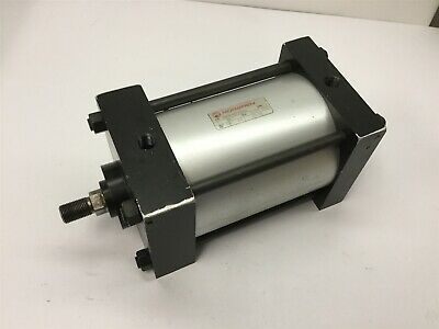 """Norgren CH05A-A02-AAA00 Pneumatic Cylinder, Bore: 5"""", Stroke: 5"""", 250psi Max"""
