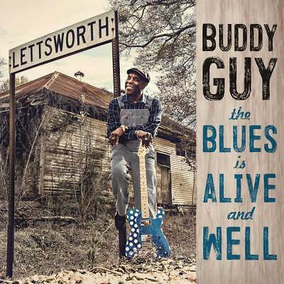 Buddy Guy - The Blues Is Alive And Well (NEW CD ALBUM)