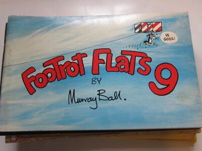 Footrot Flats 9 Murray Bell New Zealand comic