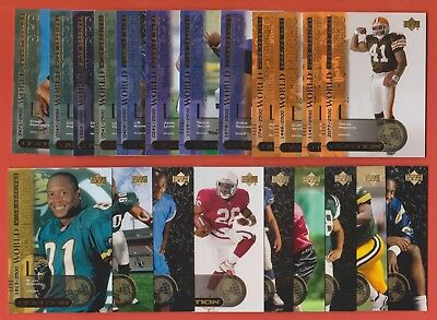 2000 Upper Deck Ovation SP RC's /2500 - Pick One - Fill Your Set #61-#90 (KCR)