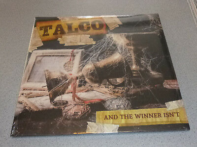 TALCO - And The Winner Isn't - LP Vinyl // Neu & OVP // Gatefold Sleeve