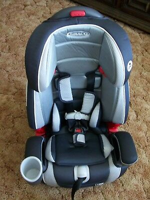 GRACO ARGOS 70 3-In-1 Convertible Car Seat For Children 20-120 Lbs