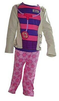 Doc McStuffins Girl's Costume Pajamas Age 18 Month-4 Years EXCLUSIVE DESIGN