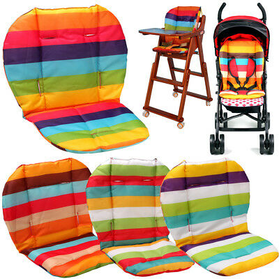 Baby Stroller Buggy Pram Pushchair Liner Cover Seat Chair Cushion Breathable