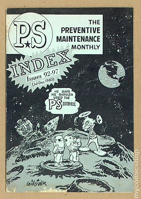 PS The Preventive Maintenance Monthly Index #196007 VG 4.0