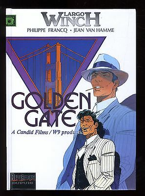 LARGO WINCH n°11 GOLDEN GATE FRANCQ / VAN HAMME EO Parfait état